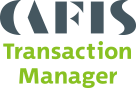 CAFIS Transaction Manager